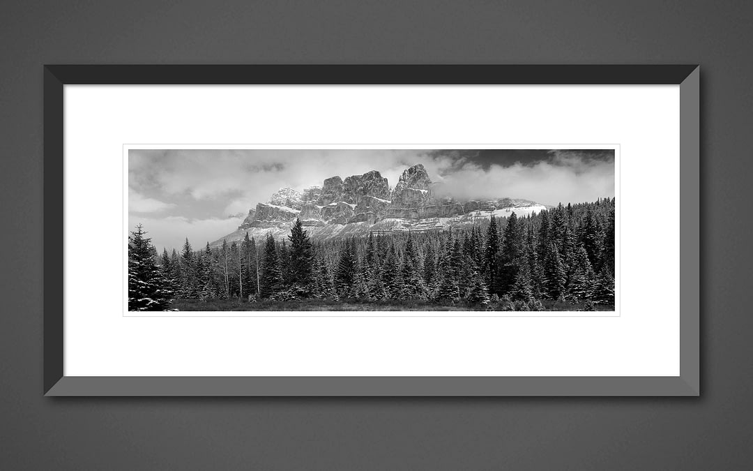 Castle Mountains